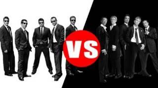 Music Showdown: New Kids on the Block Vs. Backstreet Boys