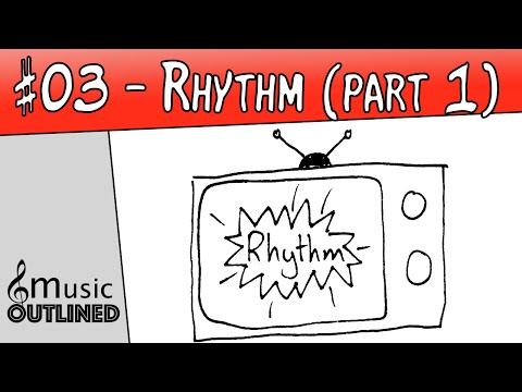 03 Music Basics  Rhythm Part 1