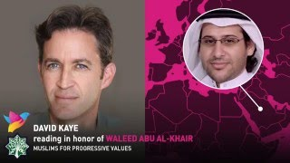 David Kaye as Waleed Abu al-Khair