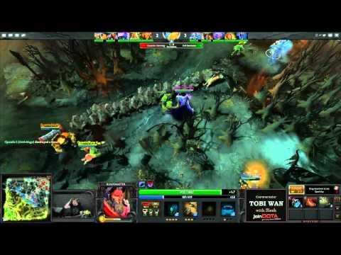 EG vs Quantic TD 11 LB Game 2