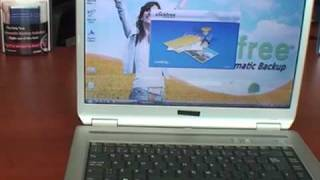 Click Free DVD Transformer - How to restore directly from a disk