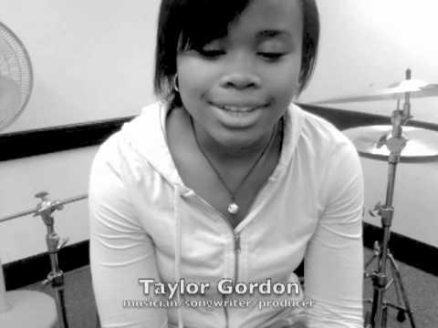"Taylor Gordon ""Girl drummer"" presents (Road to Chops pt1)"