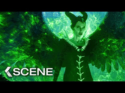 Queen Ingrith's Betray - MALEFICENT 2: Mistress Of Evil Movie Clip (2019)