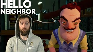 Did You MISS ME? [HELLO NEIGHBOR] [#04]