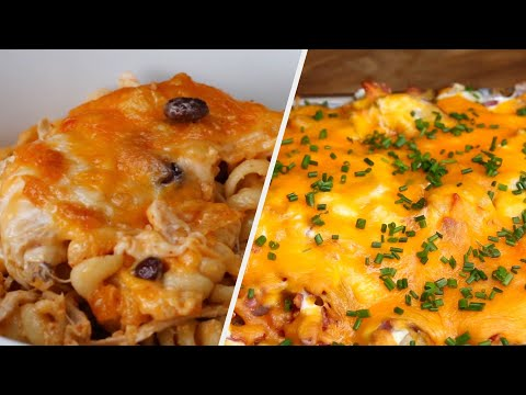 Hearty Casseroles To Prep On Sunday • Tasty