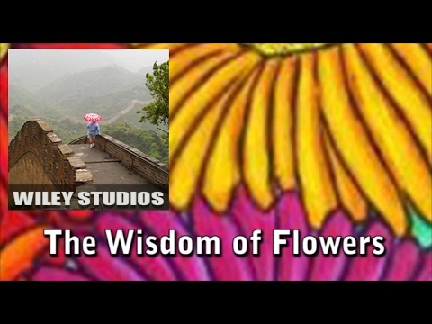 The Wisdom of Flowers - Famous Quotes
