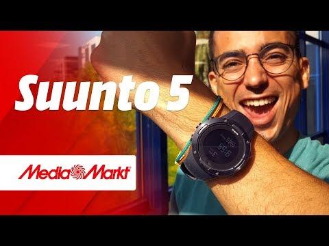 Reloj Deportivo Suunto 5. Análisis En Castellano
