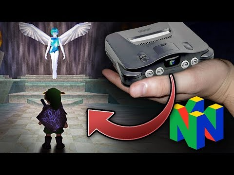 Could We Get The Unreleased Ocarina of Time Expansion on the N64 Mini This Year?