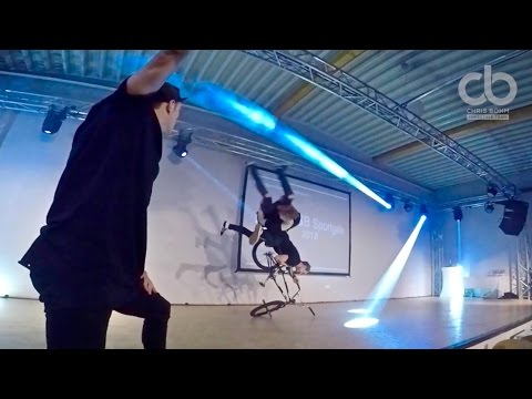 Breakdance Show - BMX Show - Tricking Show - Break-M-triX