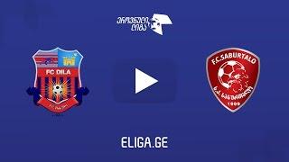 Dila Gori vs Saburtalo full match