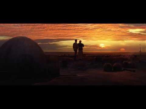 Star Wars - Binary Sunset [alternative version]
