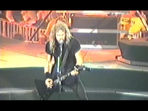 Metallica - Jackson, MS, USA [1992.06.16] Full Concert