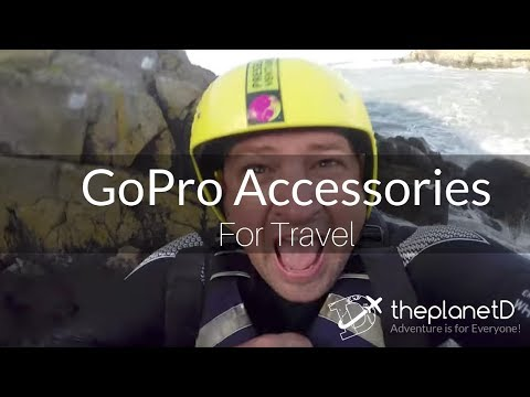 Best GoPro Accessories for Travel 2017 | The Planet D