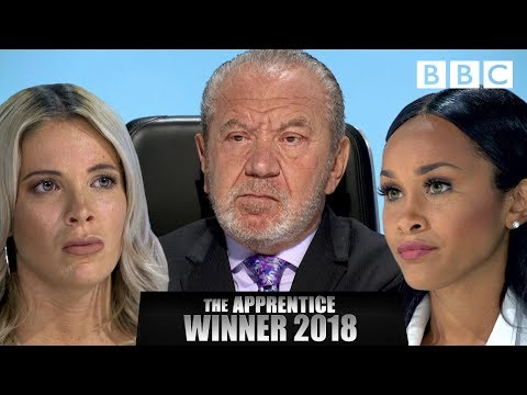 Argument erupts in the boardroom as Lord Sugar announces winner | The Apprentice Final 2018 - BBC