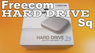Freecom 2TB USB 3.0 Hard Drive Sq