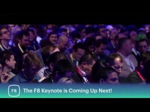Facebook F8 16' Keynotes (Full)