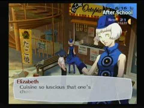 from Isaiah persona 3 dating elizabeth