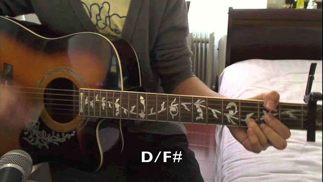 Taylor Swift Enchanted Beginner Guitar Cover Chords Youtube