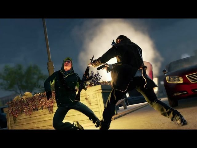 Hacking And Murder - A Tale of Watch Dogs Multiplayer