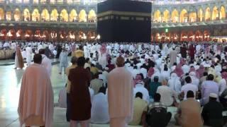 Fajar azan in makkah 23 december 2011