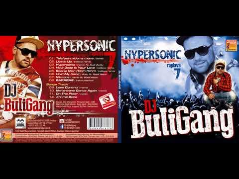 DJ BULIGANG ft  Avdi Avdiu - Hypersonic, MC LIMI & DJ DISS BALKANMUSIC █▬█ █ ▀█▀