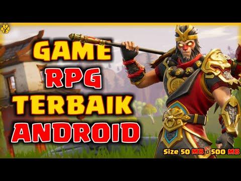 GRAFIS KEREN💥!! 5 Game Android RPG Offline Terbaik   ( Mod Apk + Link Download )