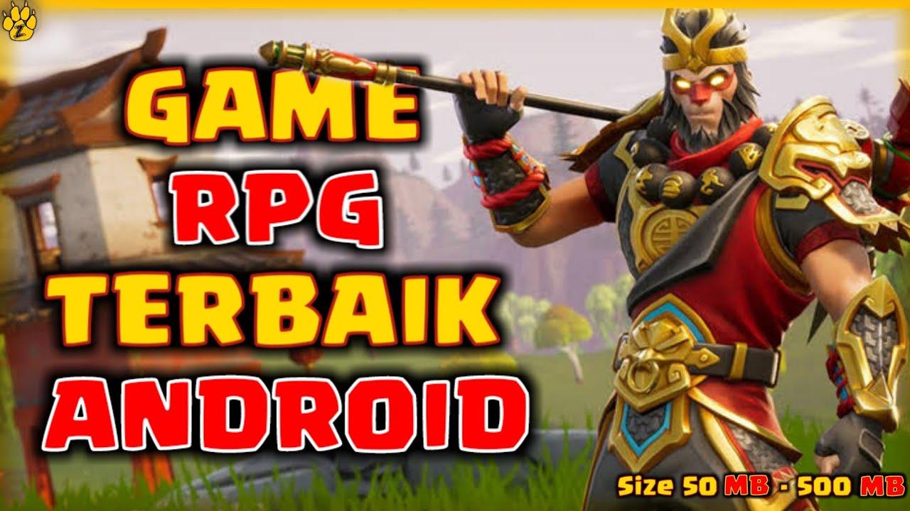 GRAFIS KEREN💥!! 5 Game Android RPG Offline Terbaik | ( Mod Apk + Link Download )  #Smartphone #Android