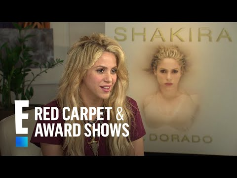 "Shakira Reveals Inspiration for New Album ""El Dorado"" 
