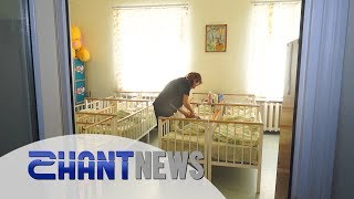Պոլիէթիլենային տոպրակում հայտնաբերված երկվորյակները տեղափոխվել են Գյումրիի Երեխաների տուն