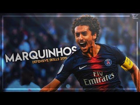 Marquinhos 2019 ▬ Brazilian Power ● Best Defensive Skills & Goals - HD
