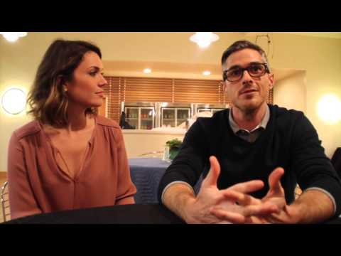 Dave Annable and Mandy Moore Talk Red Band Society Relationships