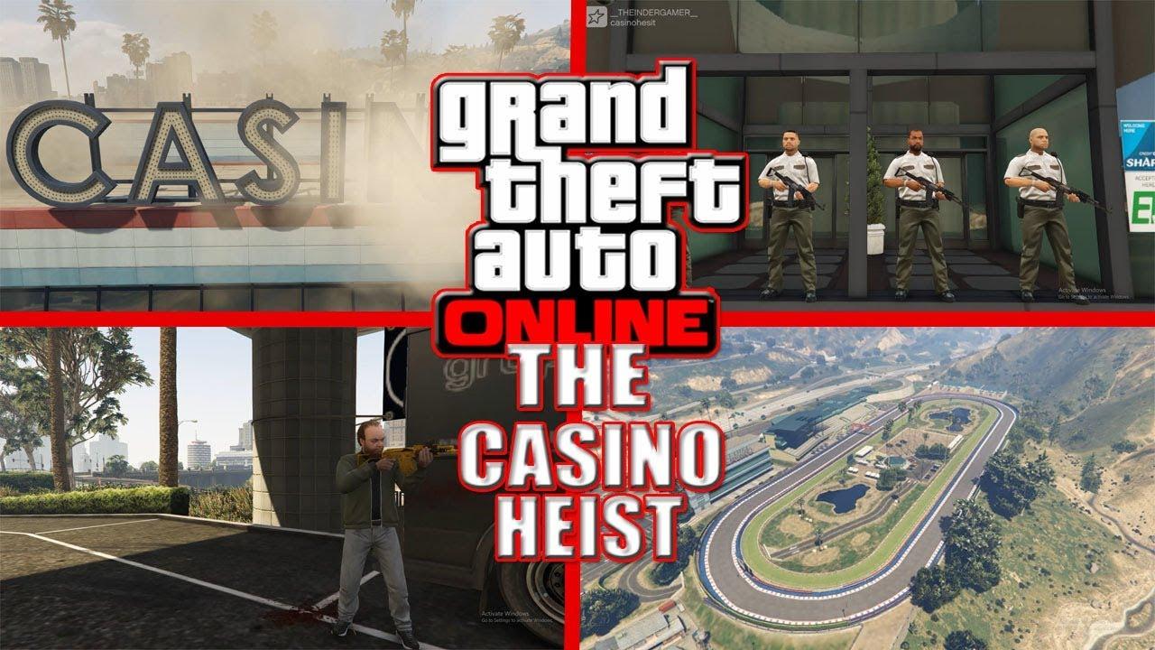 Gta Online Casino Trailer