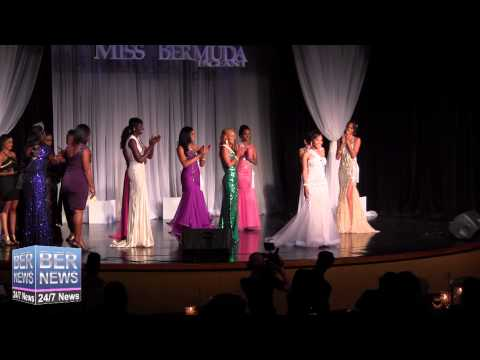 Miss Bermuda 2014 Highlights, July 6 2014