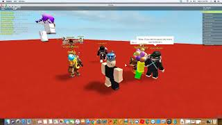 Trying to prank NicsterV (Roblox)