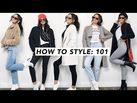 how to put together an outfit 101: TRENDY OUTFITS 2
