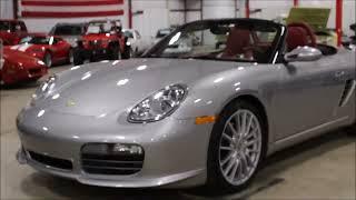 2008 Porsche Boxster S Videos