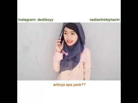 Gombal bahasa Palembang