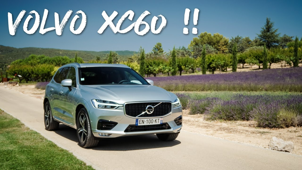 essai du nouveau volvo xc60 r sultats du concours lemillion youtube. Black Bedroom Furniture Sets. Home Design Ideas
