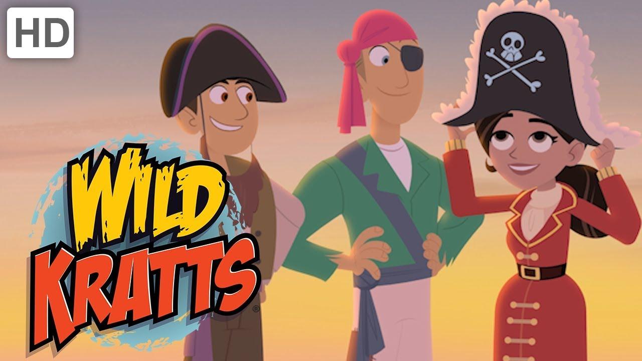 Wild Kratts - Best Season 3 Moments! (Part 5/6) | Kids Videos