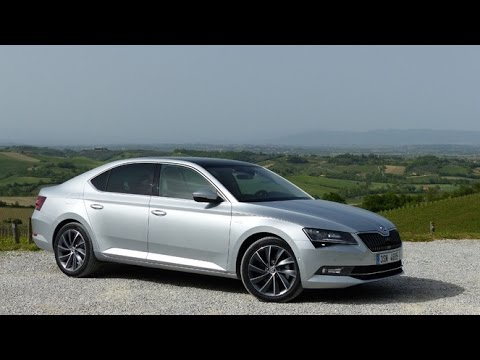 essai skoda superb 3 youtube. Black Bedroom Furniture Sets. Home Design Ideas