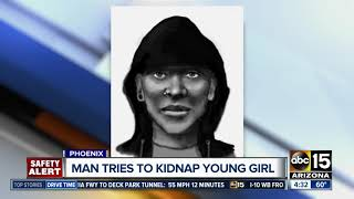 Armed Citizen Prevents Alleged Kidnapping Attempt Of Preteen Girl, Suspect Still At Large