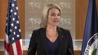 Department  Press Briefing - November 30, 2017