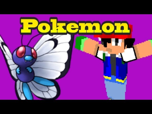 Pokemon Craft! - Minecraft Vídeos De Viagens