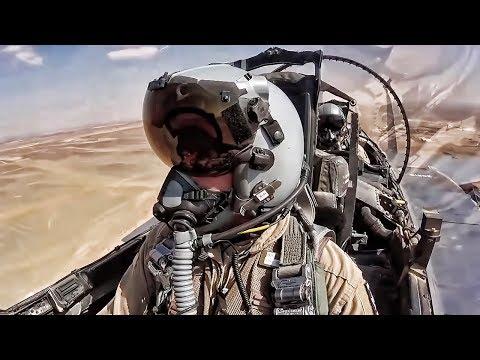 F-15 Strike Eagles Finish Deployment In SW Asia (April 2018)