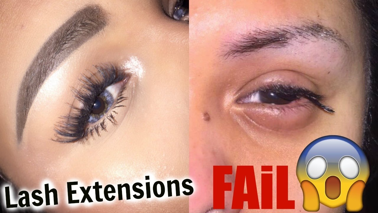 Image result for fail eyelashes problem