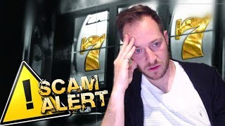 """Casinos """"ARE RIGGED"""" For Streamers!! + £1000 Youtube Giveaway"""