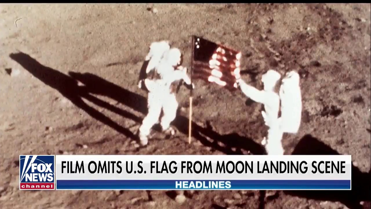Buzz Aldrin blasts Neil Armstrong biopic for omitting planting of US flag on moon