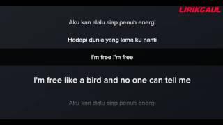 souljah - i'm free (lirik lagu)
