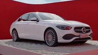 New 2022 Mercedes-Benz C-Class Sedan \u0026 Wagon 👉🏻  Digital World Premiere