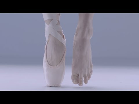 Ballet Anatomy: Feet